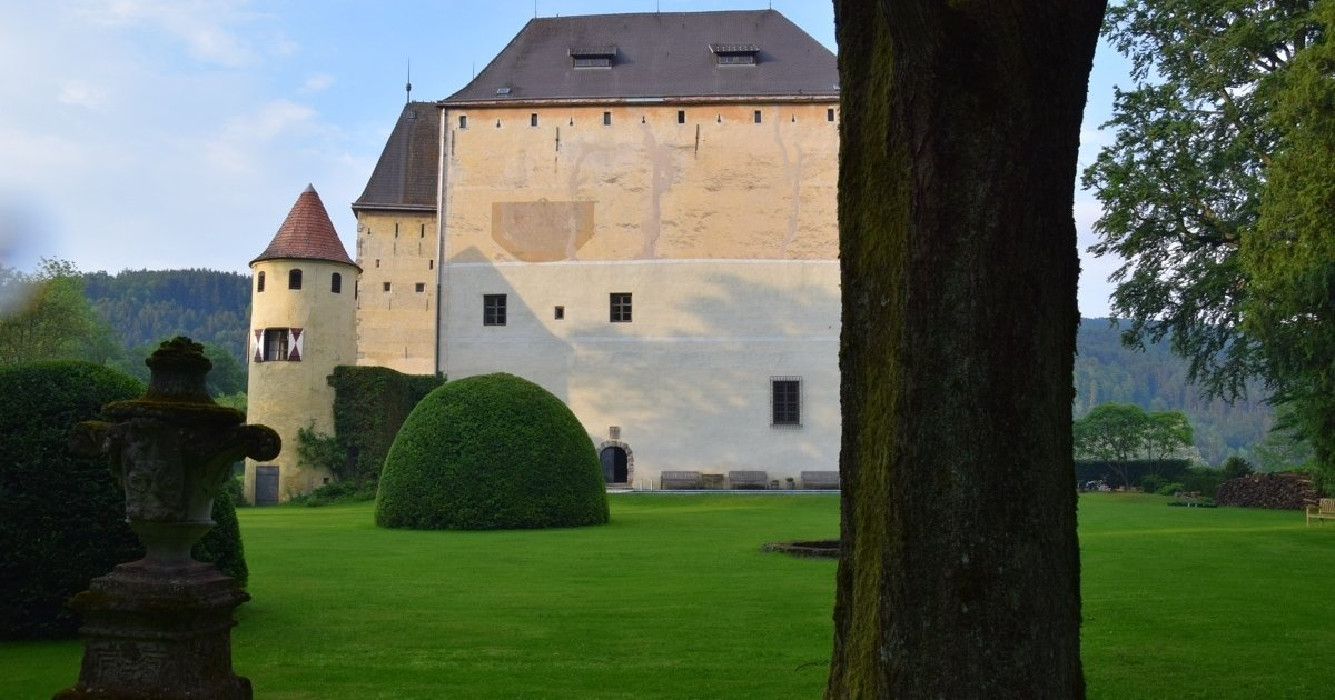 Burg Feistritz Austria – Castle