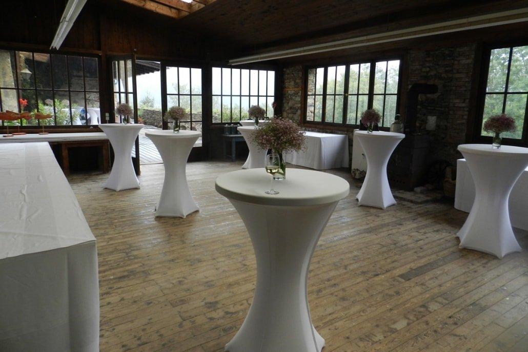 Burg Feistritz Austria – Catering Options