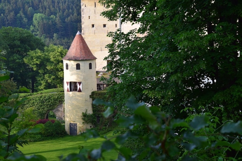 Burg Feistritz Austria – Castle Tower