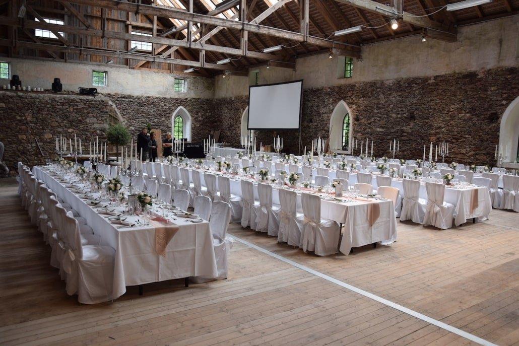 Burg Feistritz Austria – Old Riding Hall Wedding