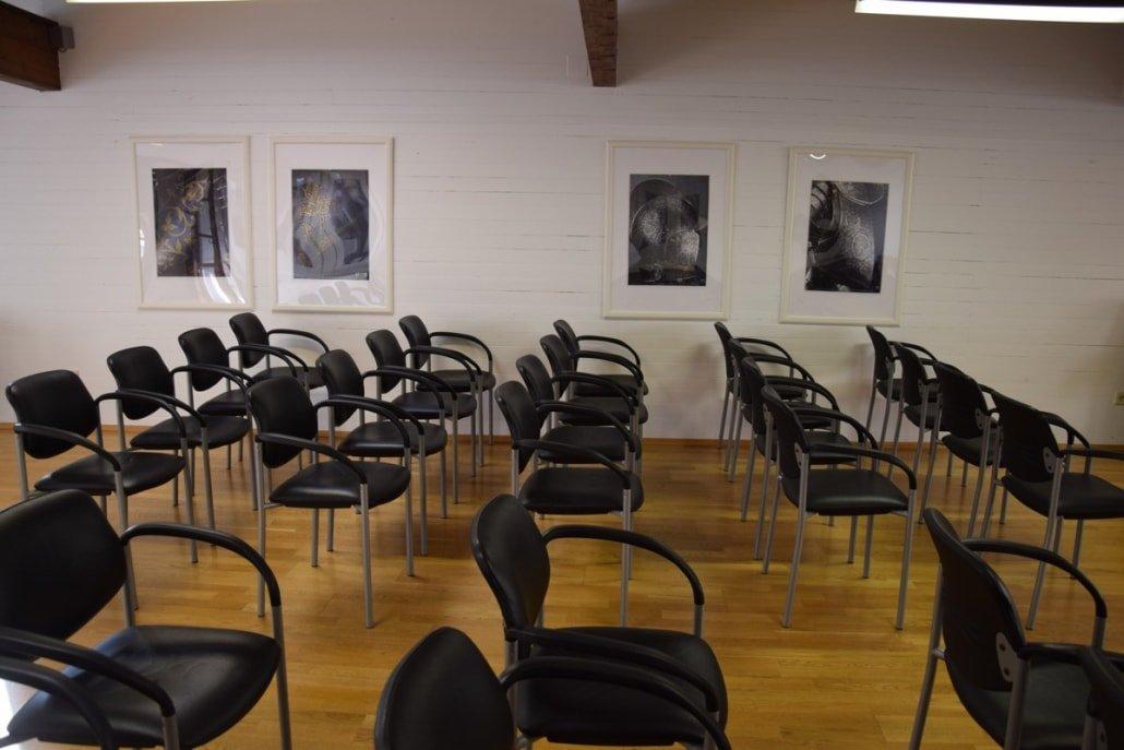 Burg Feistritz Austria – Seminar Room
