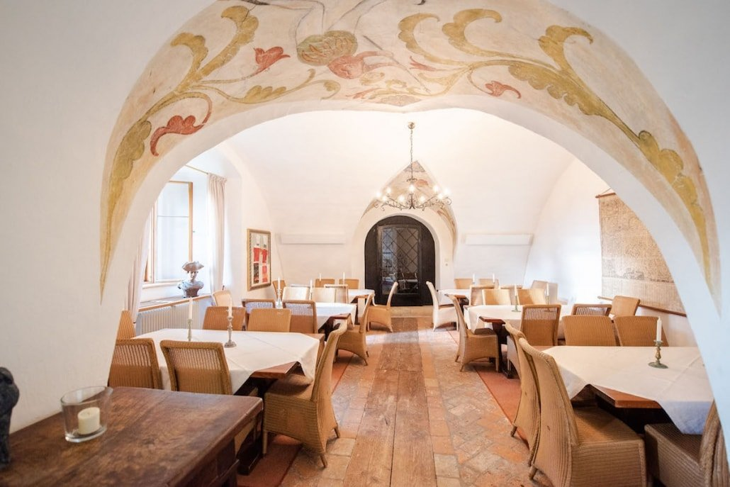 Burg Feistritz - Catering Room