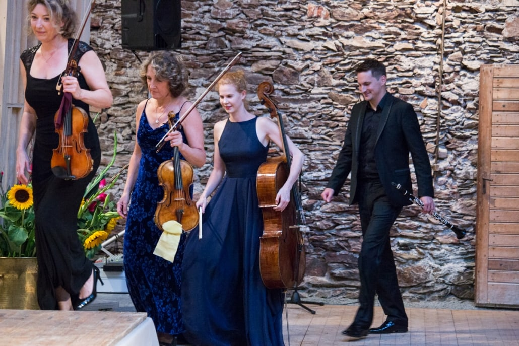 Burg Feistritz Austria – Harriet & Friends Concert