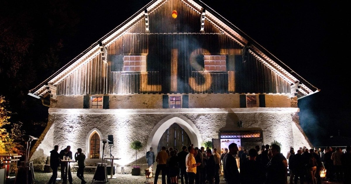 Burg Feistritz Austria – Celebration Event In The Old Riding Hall