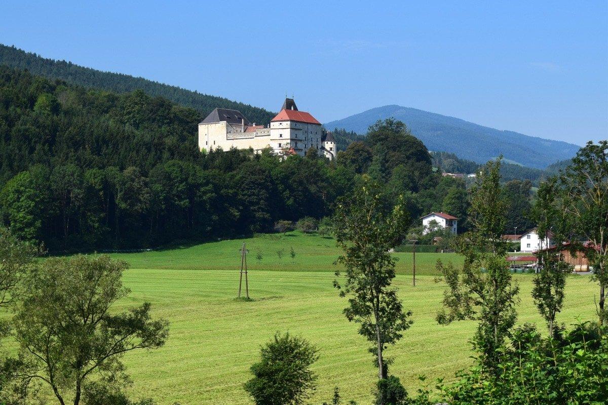 Burg Feistritz Austria – Located only 80 km south of Vienna