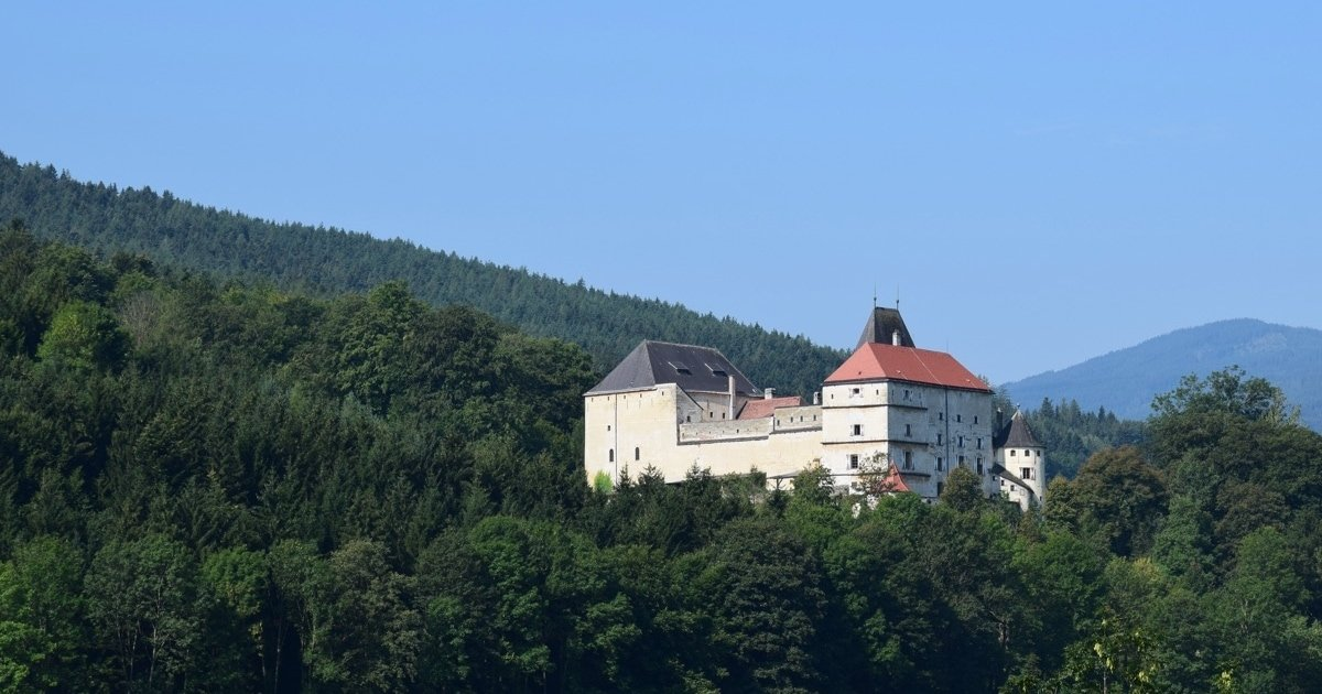 Burg Feistritz Austria – Located only 80 km south of Vienna