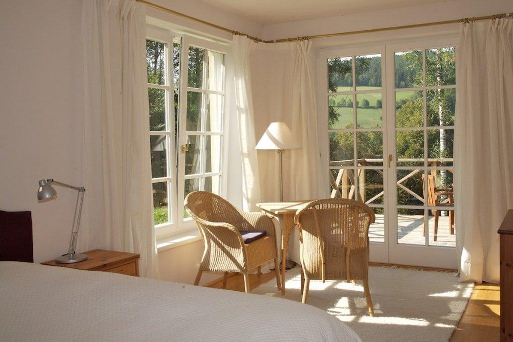 Burg Feistritz Austria – Sleeping Room Twin Guesthouses