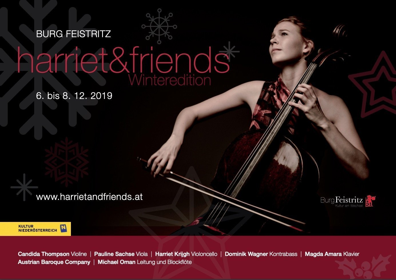harriet&friends winter edition